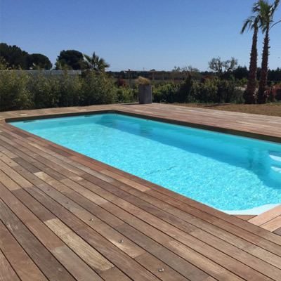 Piscine estina coque polyester for Avis piscine coque polyester