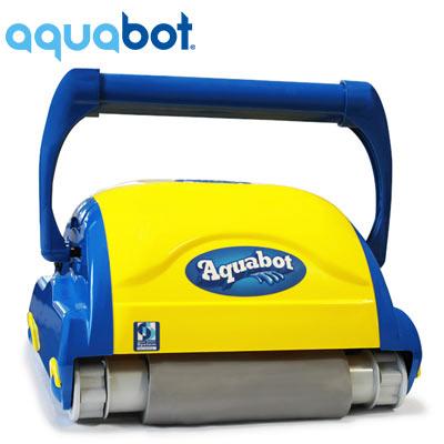 robot piscine aquabot bravo nettoyage fond parois et ligne d 39 eau. Black Bedroom Furniture Sets. Home Design Ideas