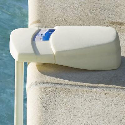 Alarme piscine visiopool avec d tecteur antichute et for Alarme de piscine