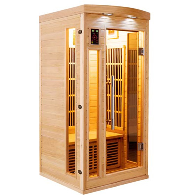 Apollon 1 place sauna infrarouge