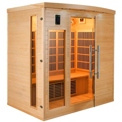Sauna infrarouge Apollon 4 places