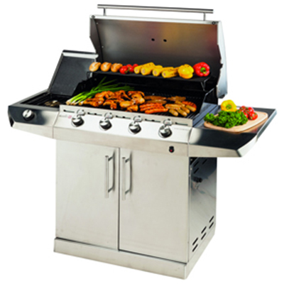 Barbecue inox Titan