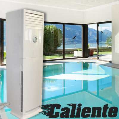 Déshumidificateur mobile pour piscine Caliente