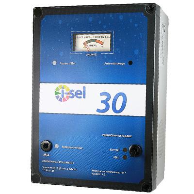 Electrolyseur i sel 30 50 80 et 120 - Electrolyseur de sel pour piscine ...