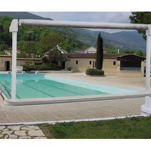 Enrouleur de b che pour piscines municipales for Prix piscine 5x3