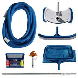 Kit d 39 entretien piscine caliente for Kit entretien piscine