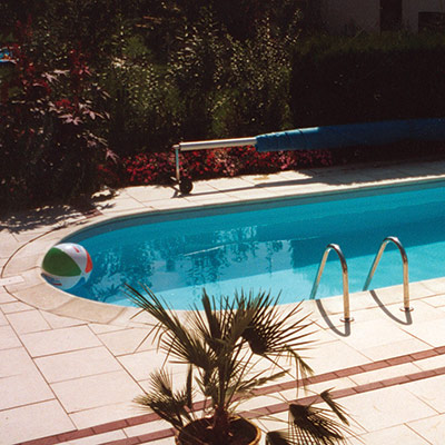 Kit piscine profi de forme ovale for Fournisseur piscine