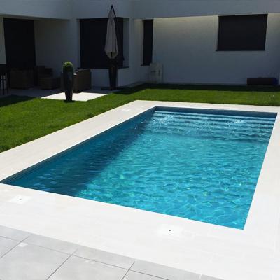 Kit piscine acier galvanis tradipool design for Prix piscine coque 5x3