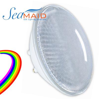 Ampoule de piscine multicolore seamaid - Lampe led piscine par 56 ...
