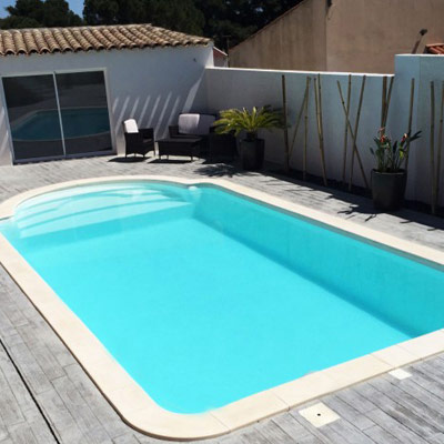 Piscine barlavento coque polyester for Avis piscine coque polyester