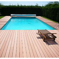 terrasse piscine carrelee. Black Bedroom Furniture Sets. Home Design Ideas