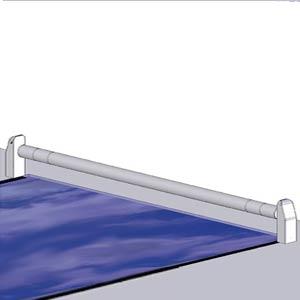 Enrouleur municipal borne fait pour quiper les piscines for Enrouleur bache piscine rolltrot