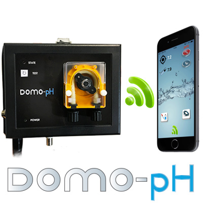 régulateur ph automatique domo pH