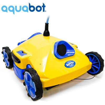 Robot de piscine aquabot jet for Avis robot piscine tiger shark