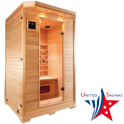 Sauna infrarouge 2 places kentucky - Consommation electrique sauna infrarouge ...