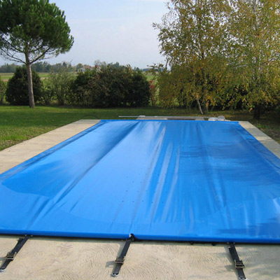 Couverture barres sangles securit cover for Fournisseur piscine