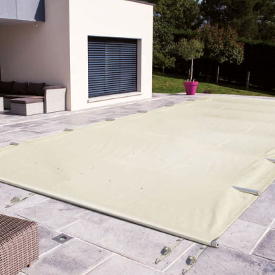 Couverture de s curit piscine starpool premium - Couverture securite piscine ...