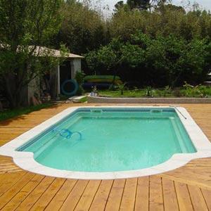 Piscine coque polyester thasos for Avis piscine coque polyester