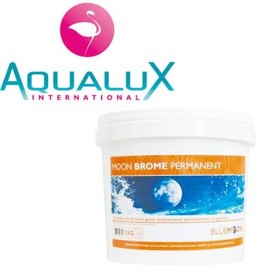Brominateur aquabrome pour d sinfecter constamment l 39 eau for Piscine brome