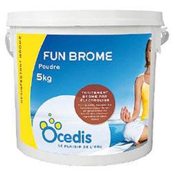Brome astral traitement d 39 eau de piscine sous forme de for Brome pour piscine
