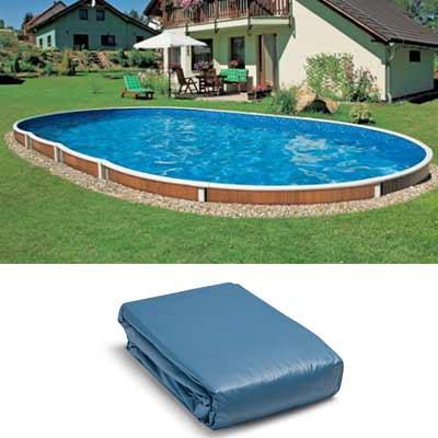 Enrouleur de bache pour piscine hors sol for Enrouleur bache piscine rolltrot