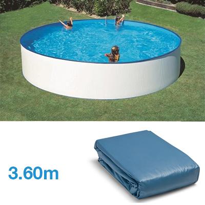 Liner piscine hors sol ovale x for Liner piscine diametre 3 50