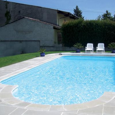 Liner POOL 75 sur mesure pour piscines enterrées