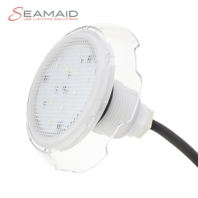 Mini projecteur LED SeaMAID Blanc