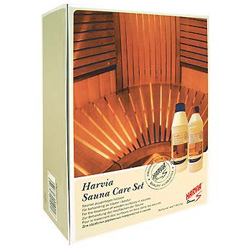Kit de nettoyage Harvia Sauna Care Set