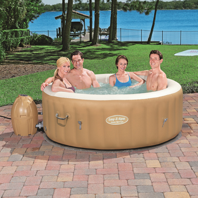 Spa gonflable Bestway Lay-Z-Spa Palm Springs - Rond
