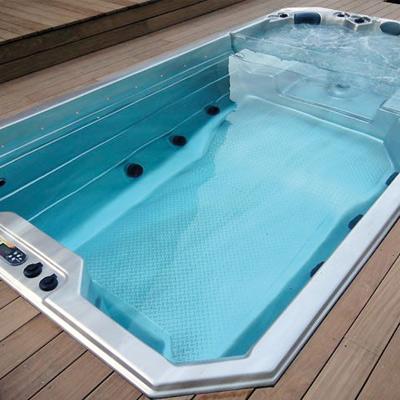 Nages contre courant pour piscine avec d bit de 23 for Piscine nage contre courant prix
