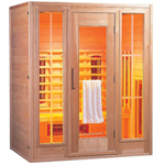 Saunas traditionnels vapeur