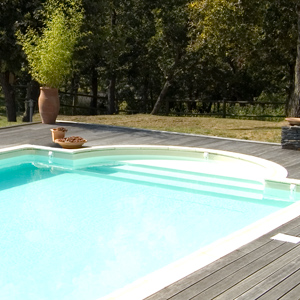 piscine enterre kit