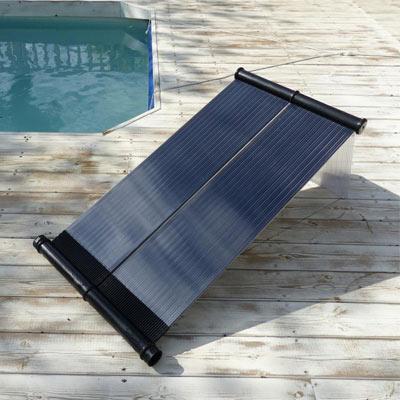 Chauffage solaire pour piscine prix moins cher promos et devis gratuits - Panneaux solaire pour piscine ...