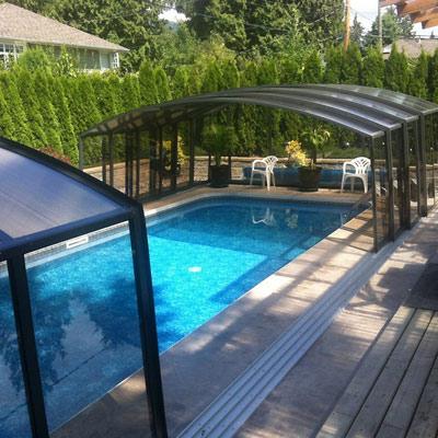 bache piscine casablanca