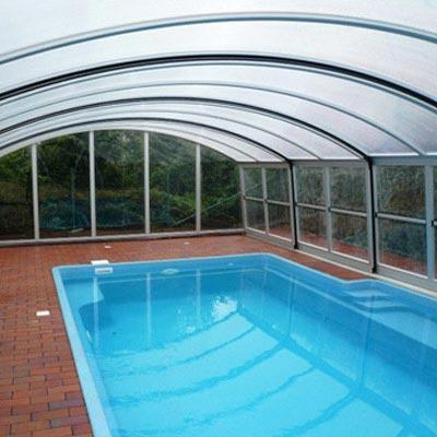 prix abri de piscine le prix d un abri de piscine hors. Black Bedroom Furniture Sets. Home Design Ideas