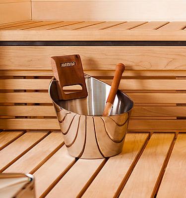 Set d 39 accessoires sauna - Accessoires pour sauna ...