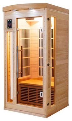 Sauna infrarouge 1 place apollon