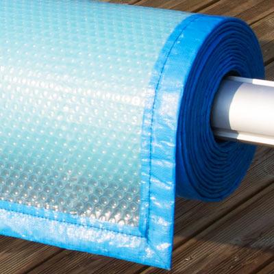 b ches d 39 t et couvertures thermiques sur mesure pour piscine. Black Bedroom Furniture Sets. Home Design Ideas