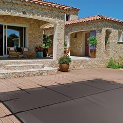 b ches d 39 hiver pour piscines filtrantes ou opaques faites sur mesure. Black Bedroom Furniture Sets. Home Design Ideas