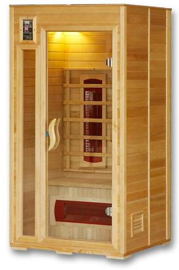 Sauna infrarouge 1 place helgo - Sauna infrarouge 1 place ...