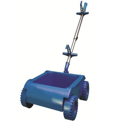 Caddie de transport pour robot aquabot leader clean