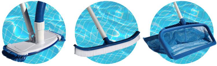 Kit d 39 entretien piscine caliente for Entretien de piscine
