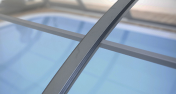 Coloris abrissime anthracite polycarbonate transparent