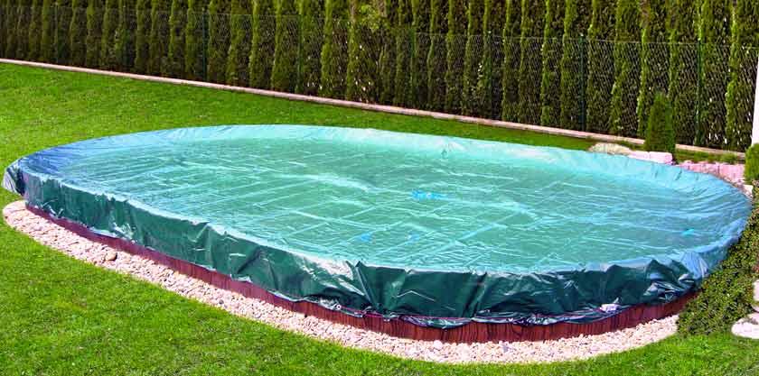 b ches d 39 hiver piscines hors sol conomiques et tr s r sistantes. Black Bedroom Furniture Sets. Home Design Ideas