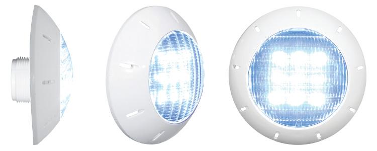 projecteur led blanc pour piscine gaia gam. Black Bedroom Furniture Sets. Home Design Ideas