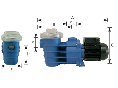 Pompe piscine hydroswim hkv for Pompe de piscine hydroswim