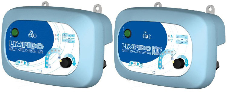 Electrolyseurs limpido compact 60 et 100
