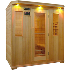 Sauna infrarouge en kit IVAR