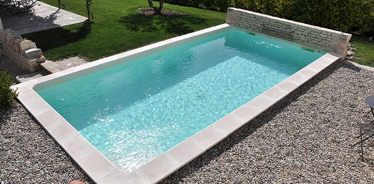 Liner pool 75 sur mesure pour piscines enterr es for Piscine avec liner beige